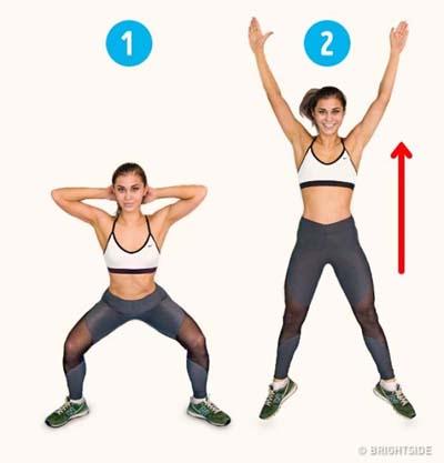 Ασκήσεις για κυτταρίτιδα (7)