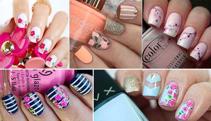Floral nails (1)