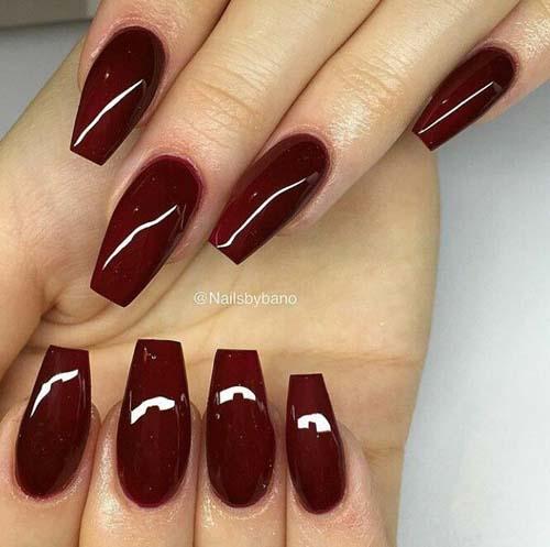 Κόκκινα νύχια (2)