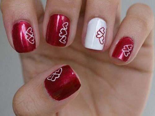 Κόκκινα νύχια (12)