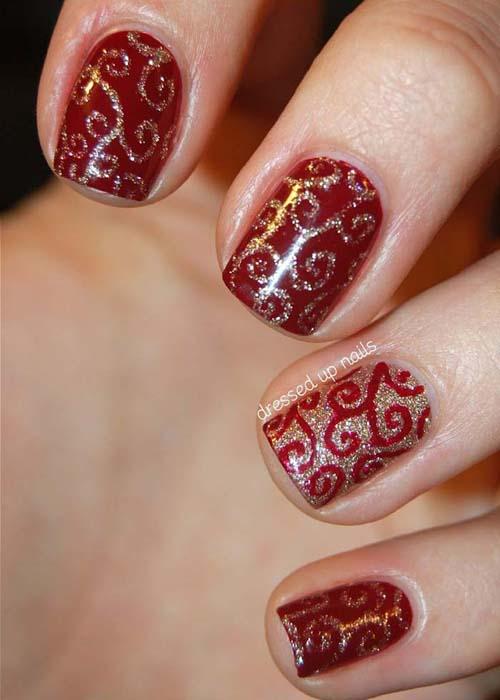 Κόκκινα νύχια (30)