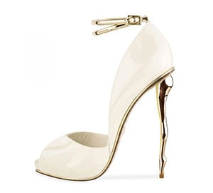 ac3add1001e Νυφικά παπούτσια: 40 υπέροχες προτάσεις για κάθε νύφη