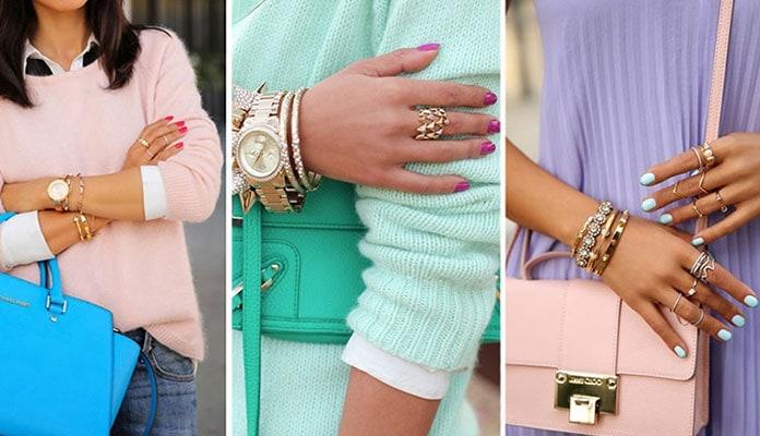 Συνδυασμοί χρωμάτων στα ρούχα για την Άνοιξη (1)