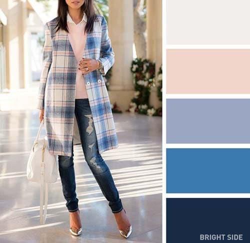 Συνδυασμοί χρωμάτων στα ρούχα για την Άνοιξη (5)