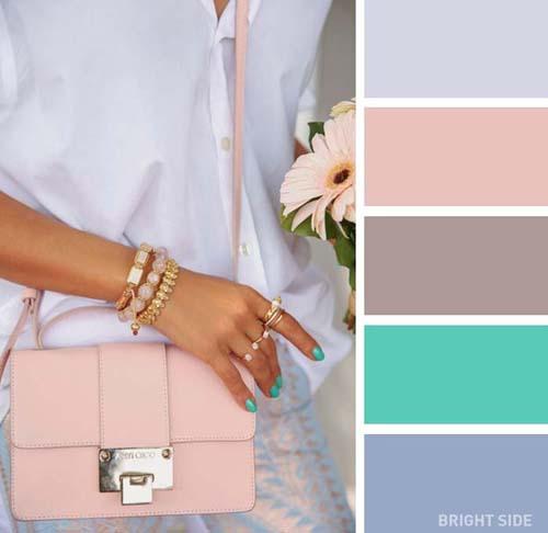Συνδυασμοί χρωμάτων στα ρούχα για την Άνοιξη (6)