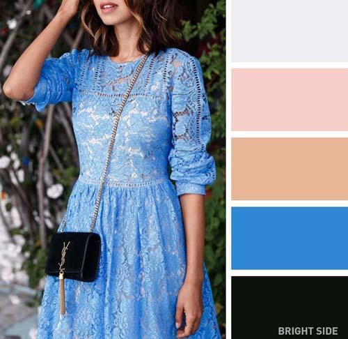 Συνδυασμοί χρωμάτων στα ρούχα για την Άνοιξη (7)