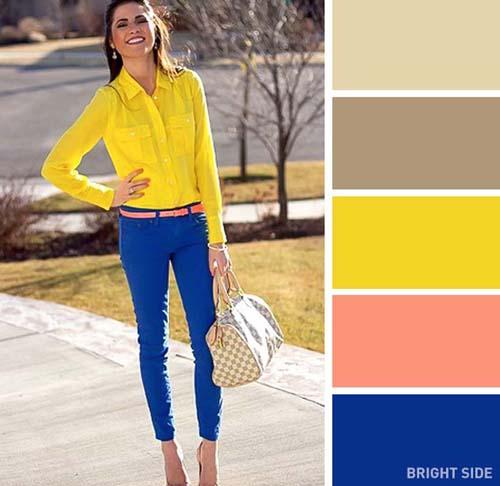 Συνδυασμοί χρωμάτων στα ρούχα για την Άνοιξη (11)