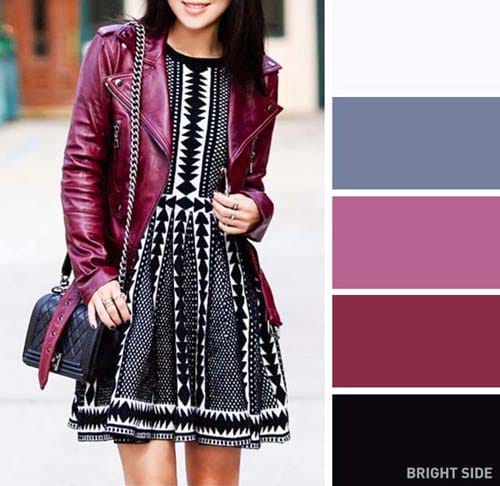 Συνδυασμοί χρωμάτων στα ρούχα για την Άνοιξη (12)
