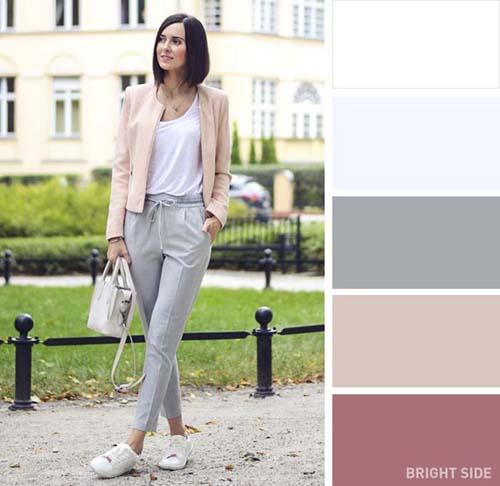 Συνδυασμοί χρωμάτων στα ρούχα για την Άνοιξη (14)