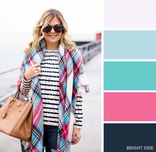 Συνδυασμοί χρωμάτων στα ρούχα για την Άνοιξη (16)