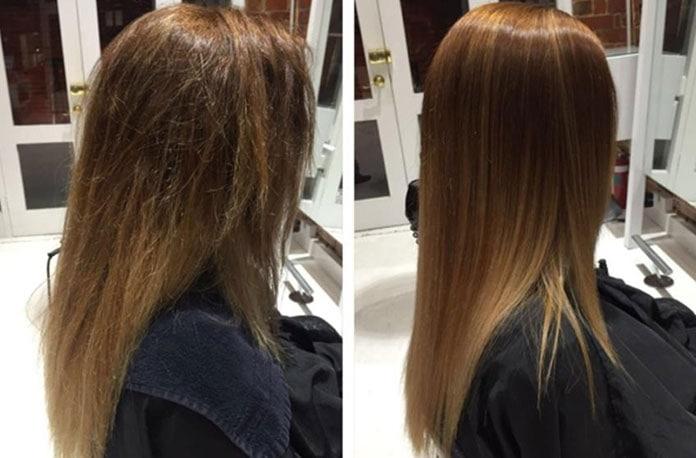 Θεραπεία κερατίνης για λεία και λαμπερά μαλλιά - Beauté την Κυριακή 4e21ae45f79