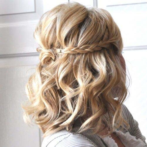 8d5485dc62d8 60+ εντυπωσιακά χτενίσματα για κοντά μαλλιά - Beauté την Κυριακή