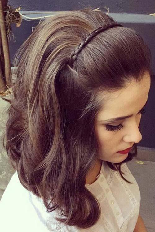 60+ εντυπωσιακά χτενίσματα για κοντά μαλλιά - Beauté την Κυριακή ae11f07d032