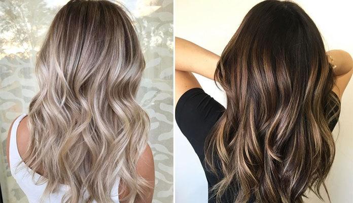 Εντυπωσιακές προτάσεις για μπαλαγιάζ ανάλογα με το χρώμα μαλλιών 39d38ed1ead