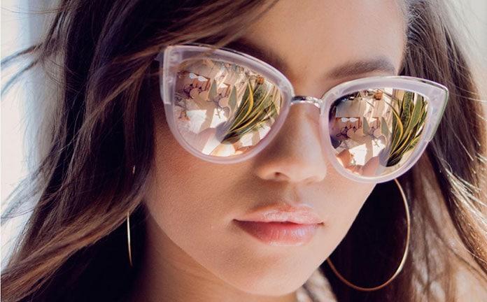 0b4d1cc4a1 Βρείτε ποια γυαλιά ηλίου ταιριάζουν στο πρόσωπο σας - Beauté την Κυριακή