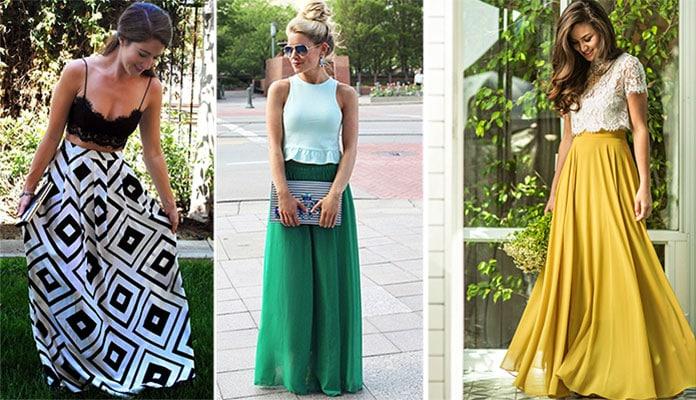 20 εντυπωσιακές προτάσεις με μακριές φούστες  440570aaf05