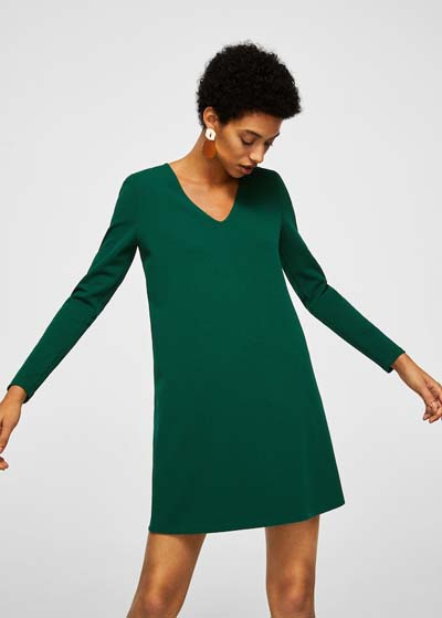 242fc4c1e3d2 Προτάσεις για σμαραγδί φόρεμα και πως να το συνδυάσετε