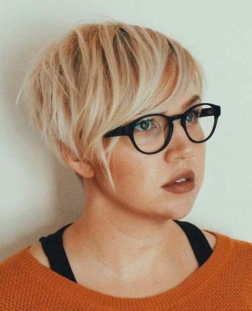 Χτενίσματα για γυναίκες με γυαλιά (2)
