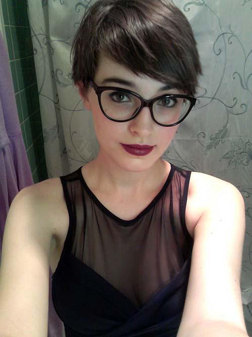 Χτενίσματα για γυναίκες με γυαλιά (8)