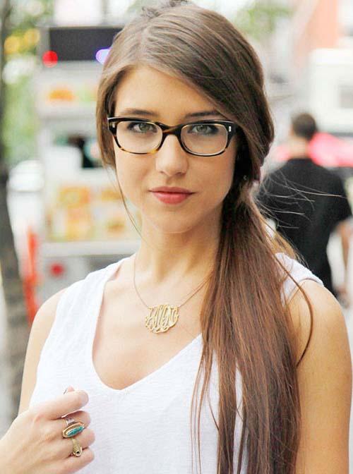 Χτενίσματα για γυναίκες με γυαλιά (11)