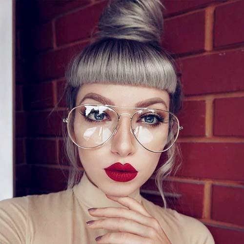 Χτενίσματα για γυναίκες με γυαλιά (25)