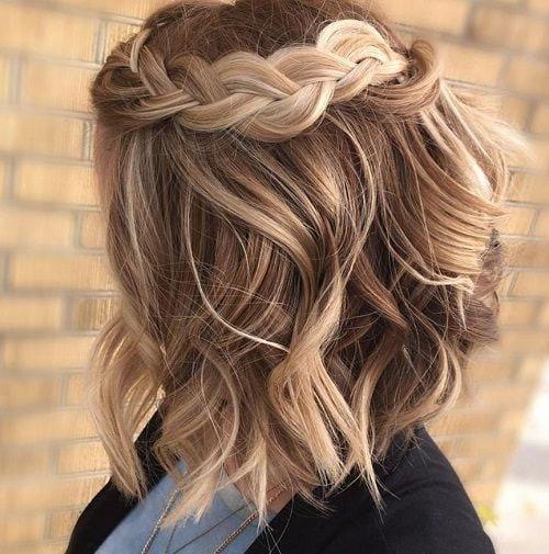 4c31e5debc8b 50 εντυπωσιακά χτενίσματα για βάπτιση σε μακριά μαλλιά, καρέ ή κοντά ...