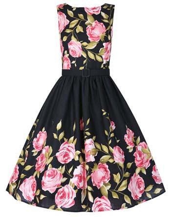 Φλοράλ φορέματα (3)