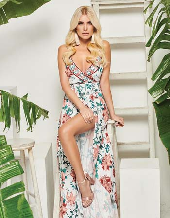 Φλοράλ φορέματα (4)