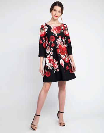 99d3a12c3596 25+1 προτάσεις για εντυπωσιακά φλοράλ φορέματα