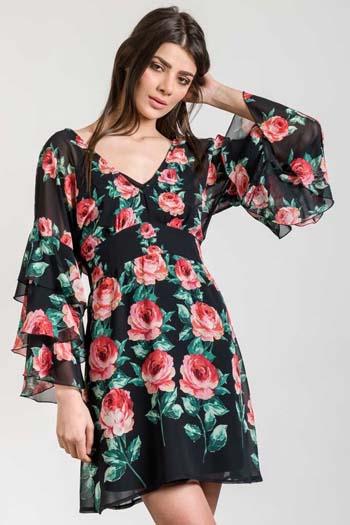 821cc1335c9 25+1 προτάσεις για εντυπωσιακά φλοράλ φορέματα (φωτό) | eirinika.gr