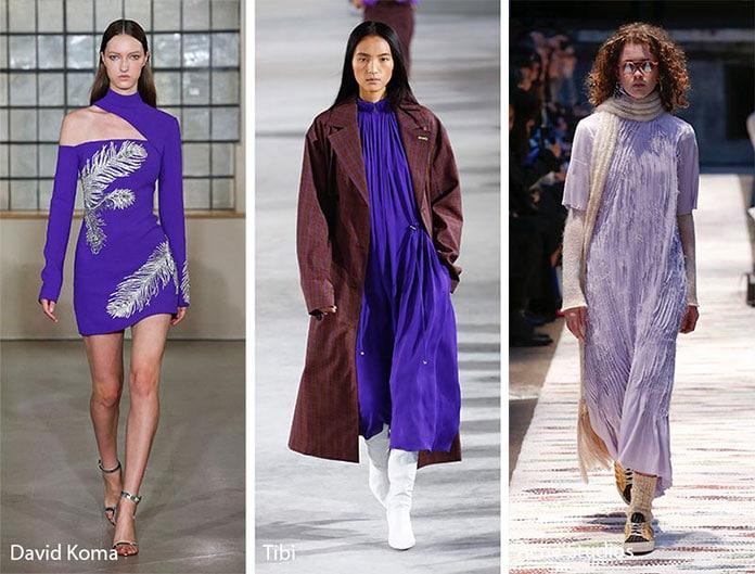 Τα κορυφαία χρώματα και prints για το Φθινόπωρο / Χειμώνα 2018 - 2019 (3)