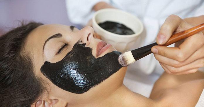 Μαύρη μάσκα προσώπου για μαύρα στίγματα (3)