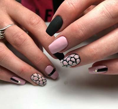 Σχέδια για φθινοπωρινά νύχια (3)