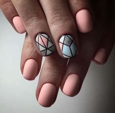 Σχέδια για φθινοπωρινά νύχια (5)