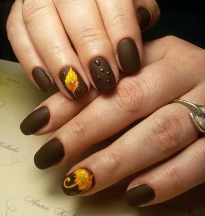 Σχέδια για φθινοπωρινά νύχια (23)