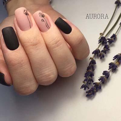 Σχέδια για φθινοπωρινά νύχια (29)