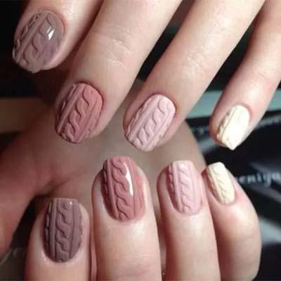 Σχέδια για φθινοπωρινά νύχια (49)