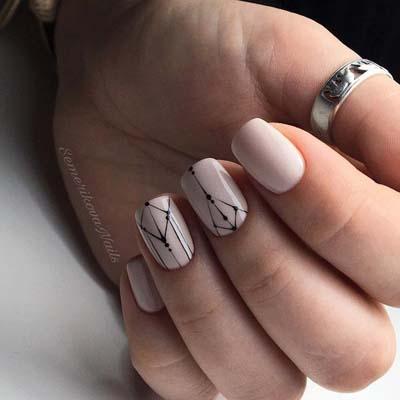 Σχέδια για φθινοπωρινά νύχια (52)