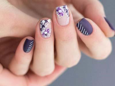 Σχέδια για φθινοπωρινά νύχια (58)