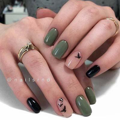 Σχέδια για φθινοπωρινά νύχια (60)