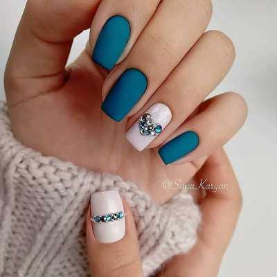 Σχέδια για φθινοπωρινά νύχια (66)