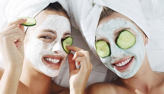 Αποτέλεσμα εικόνας για ενυδατικη μασκα προσωπου με γιαουρτι