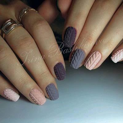 Πλεκτά νύχια (2)