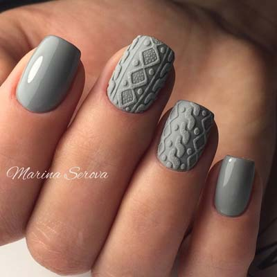 Πλεκτά νύχια (5)