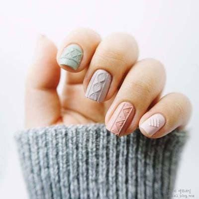 Πλεκτά νύχια (30)