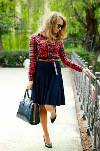 40 τέλειοι συνδυασμοί ρούχων με καρό πουκάμισο 782a56bb282