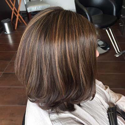 Ανταύγειες σε καστανά μαλλιά (30)