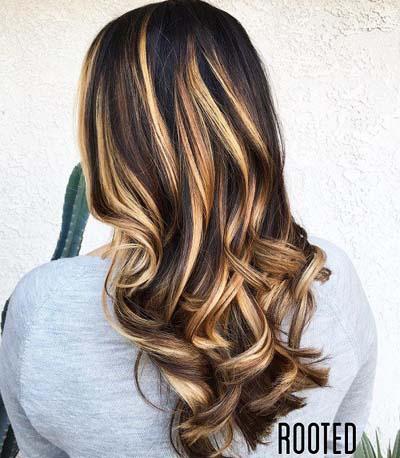 Ανταύγειες σε καστανά μαλλιά (32)