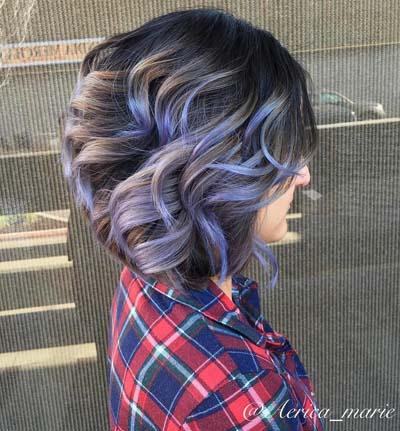 Ανταύγειες σε καστανά μαλλιά (40)