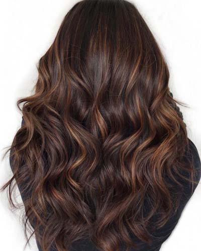 Ανταύγειες σε καστανά μαλλιά (41)